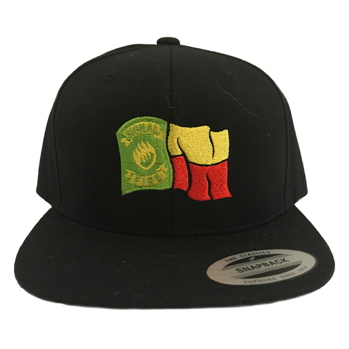 Signal Fire Hat (Black)
