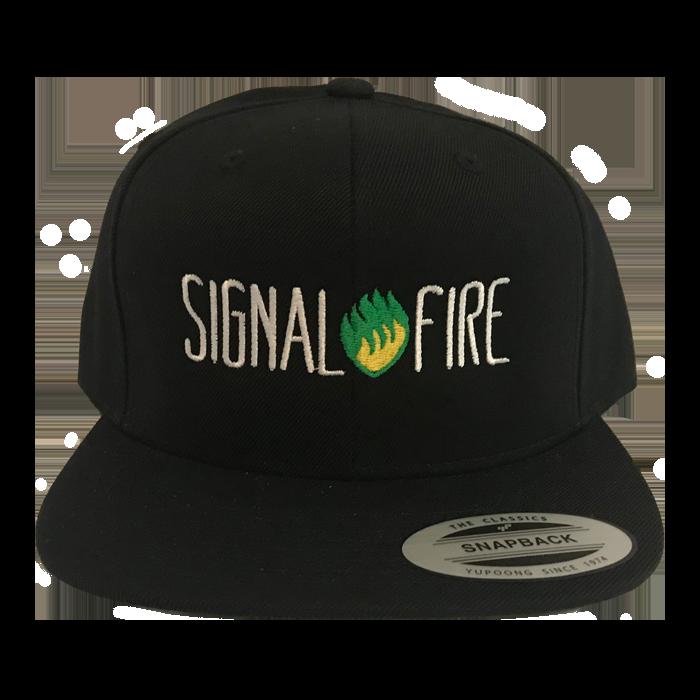 Signal Fire Logo Hat
