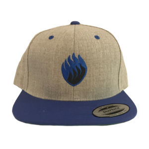Signal Fire Logo Hat (Grey)