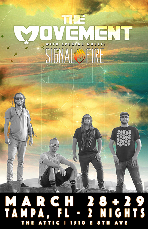 The Movement with Signal Fire Tampa