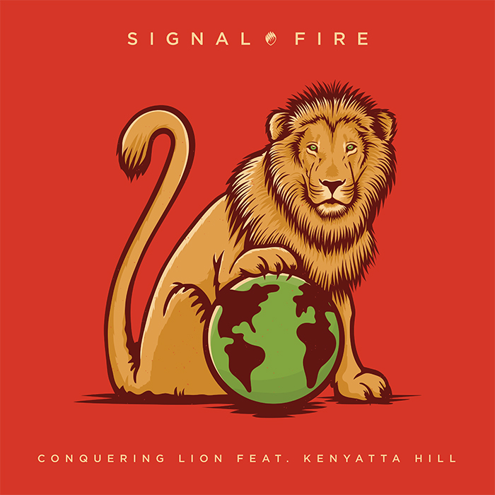 Lion-Single-Art