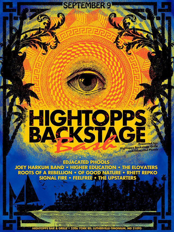 Hightopps Bash